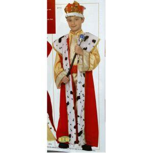 Детский карнавальный костюм Короля фирмы Snowmen артикул Е51277