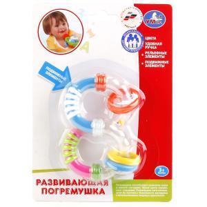 Развивающая игрушка восьмерка на блист. Умка в кор.24шт