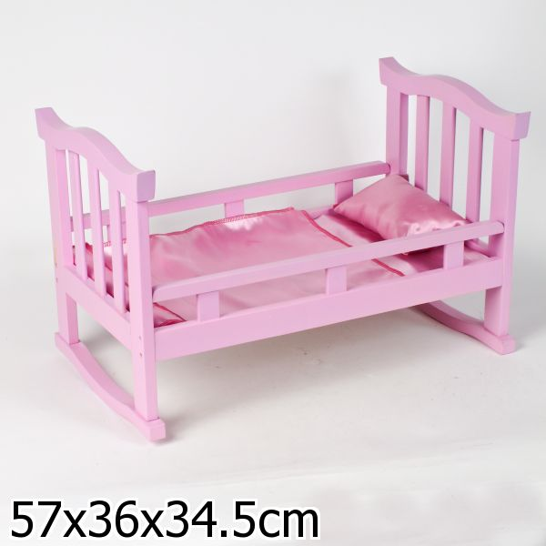 Кровать для куклы фото