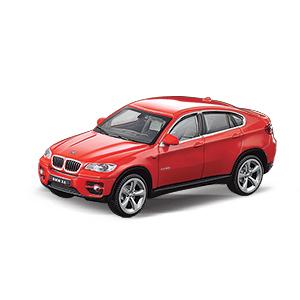 ������ ������. RASTAR 1:43 BMW X6  ���� � ������ � ���. � ������� ��-24�� � ���.3��