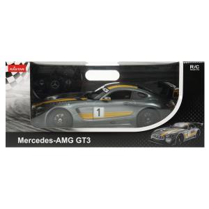 МАШИНА Р/У RASTAR MERCEDES AMG GT3 PERFORMANCE R/C 1:14 СО СВЕТОМ В КОР. в кор.6шт