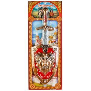 Набор три богатыря ИГРАЕМ ВМЕСТЕ в кор.2*30шт