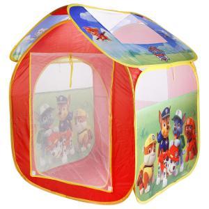 Палатка детская игровая Щенячий патруль 83х80х105см, в сумке Играем вместе в кор.24шт