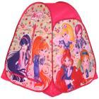 Палатка детская игровая Winx 81х90х81см, в сумке, Играем вместе в кор.24шт