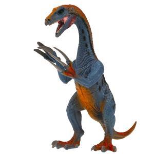 Игрушка пластизоль Играем Вместе  динозавр Теризинозавр 22*10*19см, хэнтэг в пак. в кор.2*36шт