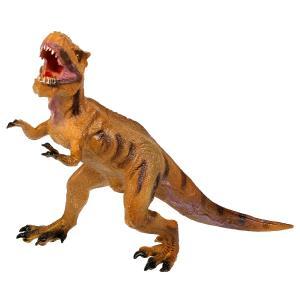 Игрушка пластизоль динозавр бол.тираннозавр 27*10*21см,хэнтэг ИГРАЕМ ВМЕСТЕ в кор.2*36шт