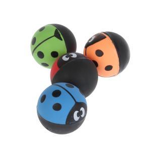 Мяч цвет в ассорт. в пак. уп-50шт в кор.20уп