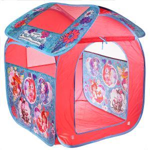 Палатка детская игровая ENCHANTIMALS 83х80х105см, в сумке Играем вместе в кор.24шт
