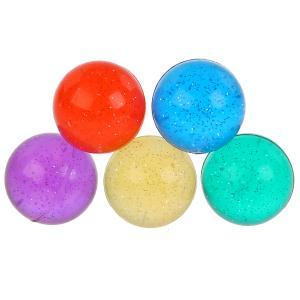 Мяч цвет в ассорт. в пак. уп-20шт в кор.25уп