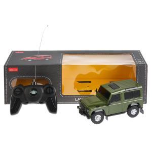 Машина р/у land rover defender 1:24, цвет в ассорт. в кор. Rastar в кор.18шт