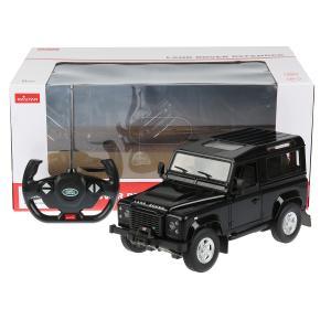 Машина р/у land rover defender 1:14, со светом, открыв. двери и багажник в кор. Rastar в кор.6шт