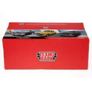 Машина металл Ретро модели 7,5 см в коробке, в ассорт., в дисплее Технопарк уп-36шт в кор.2*4уп