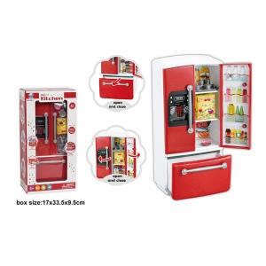 Холодильник для кукол, с аксесс. 66081-3 в кор. в кор.2*24шт