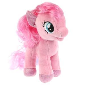 Игрушка мягкая Мой маленький пони Пинки Пай, 18см, без чипа, в пак. Мульти-пульти в кор.24шт