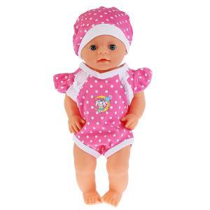 """Одежда для кукол 40-42 см, боди """"зайка"""" в пак. """"Карапуз"""" в кор.100шт"""