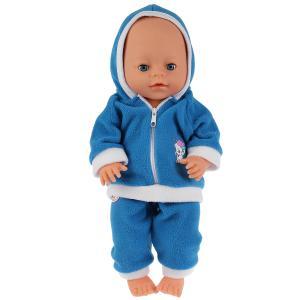 """Одежда для кукол 40-42 см, теплый костюм """"котенок"""" Карапуз в пак. в кор.100шт"""