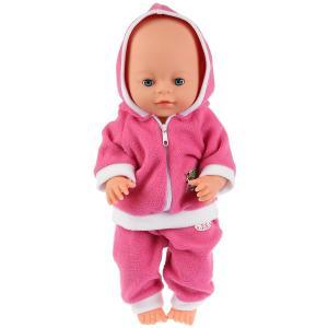 """Одежда для кукол 40-42 см, теплый костюм """"котята"""" Карапуз в пак. в кор.100шт"""