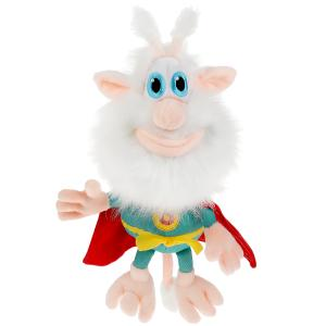 Игрушка мягкая Буба супер-герой, 20 см, без чипа, в пак. Мульти-пульти в кор.24шт