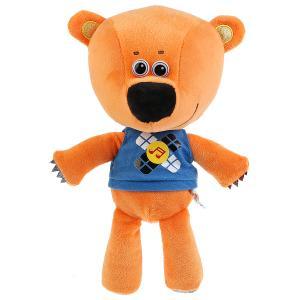 Игрушка мягкая МИМИМИШКИ медвежонок кеша 20см, муз. чип, в пак. Мульти-пульти в кор.24шт