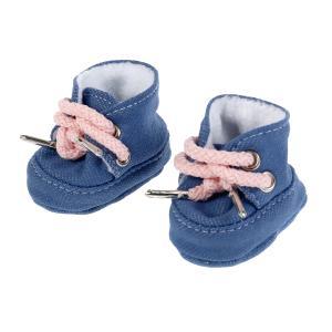 Одежда для кукол обувь для кукол 40-42см джинс КАРАПУЗ в кор.100шт