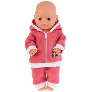 """Одежда для кукол 40-42см комплект """"панда"""" в пак. """"Карапуз"""" в кор.100шт"""