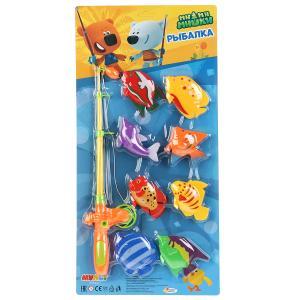 Игра рыбалка, Ми-ми-мишки на карт., 52*26*2см ИГРАЕМ ВМЕСТЕ в кор.2*48шт