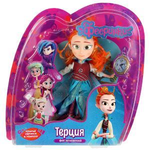 Кукла 31см Фееринки Терция, шарнирные руки и ноги, крылья светятся в темноте. Карапуз в кор.12шт