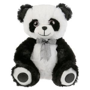 """Игрушка мягкая панда добряк 23см, без чипа, в пак. """"МУЛЬТИ-ПУЛЬТИ"""" в кор.30шт"""