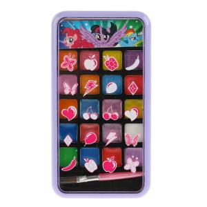 """Косметика для девочек Мой маленький пони блеск для губ ТМ """"Играем вместе"""" на карт. в кор.2*48шт"""