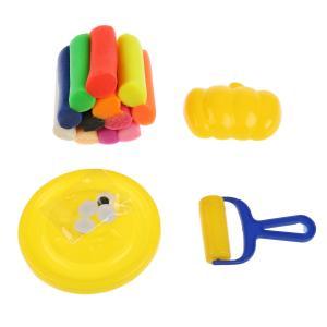Набор теста для лепки MultiArt Winx 12 цв.*21 гр., валик с ручкой, формочка в ведре в кор.4*36шт