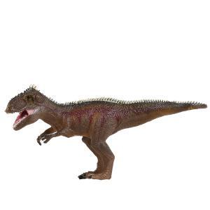 Игрушка пластизоль динозавр тиранозавр 28*14,5*11 см ИГРАЕМ ВМЕСТЕ в кор.2*36шт