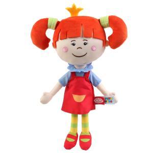 Игрушка мягкая Жила была Царевна царевна кукла 30см, русс. чип в пак. Мульти-пульти в кор.48шт