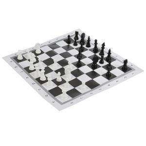Настольная игра Шахматы. в пакете с хэдером малого формата. Умные игры в кор.25шт
