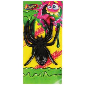 Игрушка лизун-липучка черный паук в пак. на карт. ИГРАЕМ ВМЕСТЕ уп-12шт в кор.15*5уп