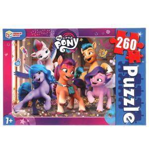 Мой маленький пони. Пазлы классические в коробке. Пазл 260 деталей. Умные игры в кор.12шт