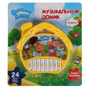 Пианино-домик Бурёнка Даша Умка в кор.2*96шт