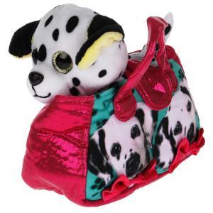 Мягкая игрушка 15см в модной сумочке , в пак МОЙ ПИТОМЕЦ в кор.24шт